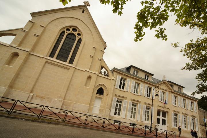 l'Association Scolaire Saint-Rémy est l'aboutissement d'une démarche longue de plus de 30 ans