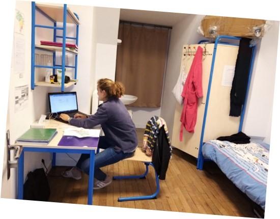 étude en chambre